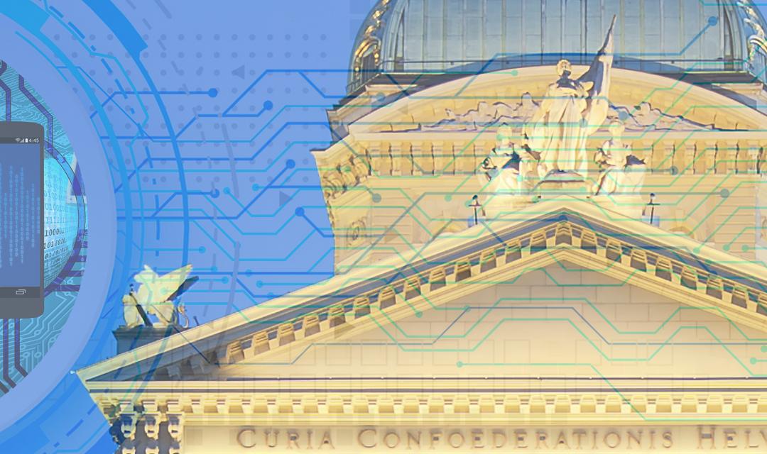 La nécessité d'une évolution digitale dans l'administration fédérale, cantonale et communale